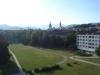 výhľad z hotela lux