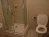 Záchod, Sprcha