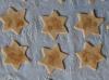 škoricové koláčiky pred pečením