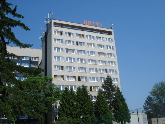 hotel Komrov Brno