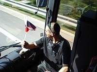 Ja v autobuse