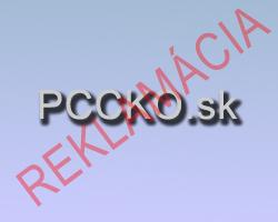 pccko.sk - reklamácia komponentov