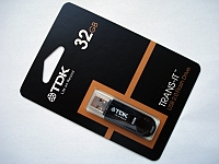 TDK USB 2.0 Flash Drive 32GB