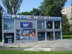 predajňa Total Sport Ostrava